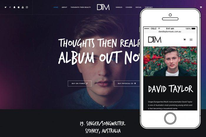 David Taylor Music